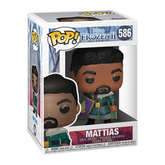Funko POP Vinyl - Funko Disney Frozen II POP Mattias Vinyl Figure
