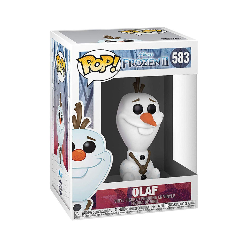 Funko POP Vinyl - Funko Disney Frozen II POP Olaf Vinyl Figure