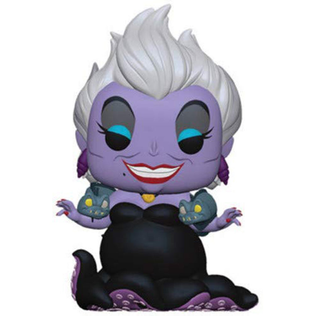 Funko Disney Little Mermaid POP Ursula With Eels Vinyl Figure