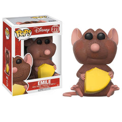 Funko POP Vinyl - Funko Disney Ratatouille POP Emile Vinyl Figure