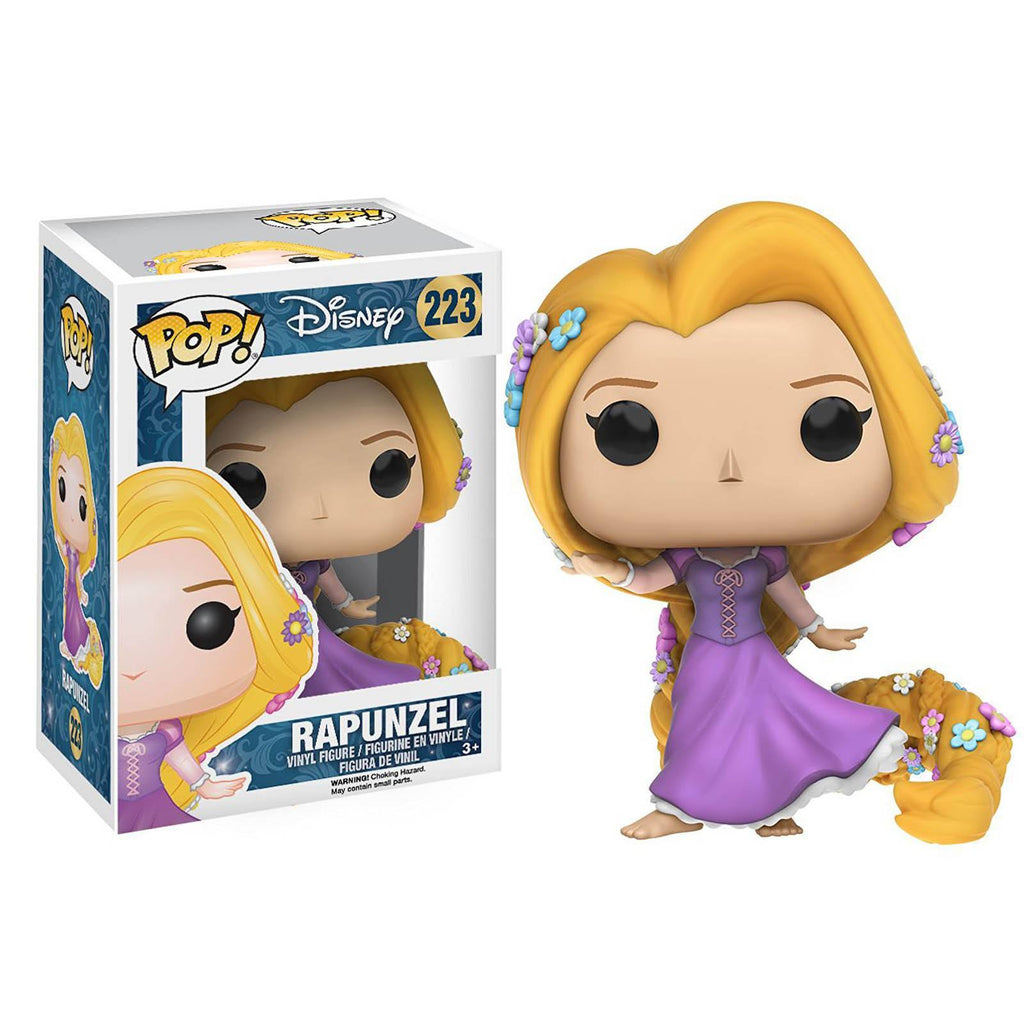 Funko Disney Tangled POP Rapunzel Vinyl Figure - Radar Toys