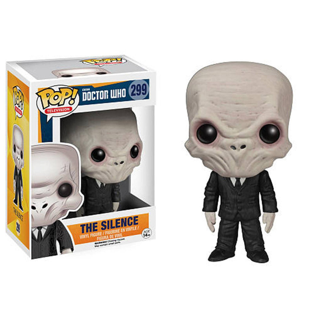 Funko Doctor Who POP The Silence Vinyl Figure - Radar Toys