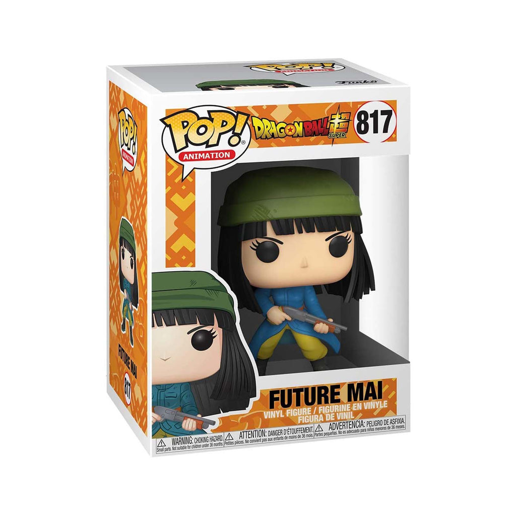 Funko POP Vinyl - Funko Dragon Ball Super POP Future Mai Vinyl Figure