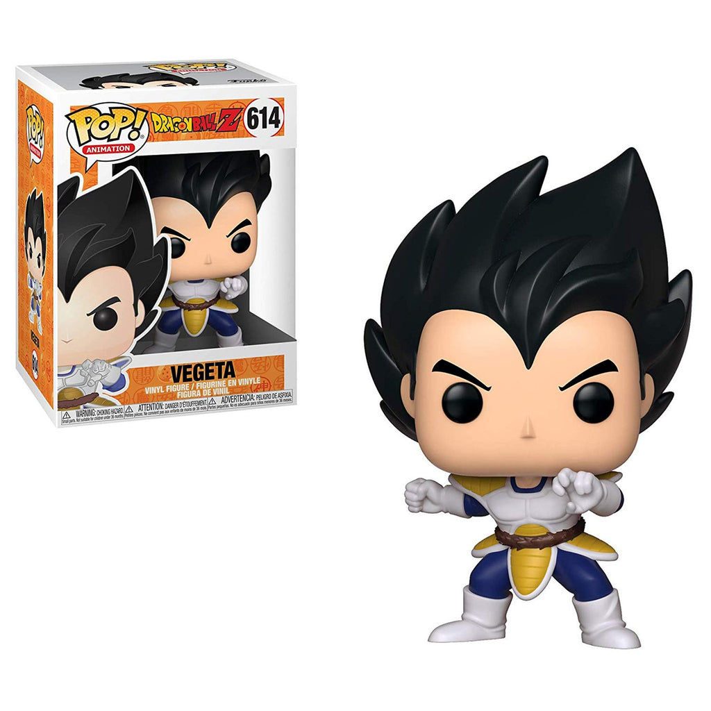 Funko POP Vinyl - Funko Dragon Ball Z POP Vegeta Vinyl Figure