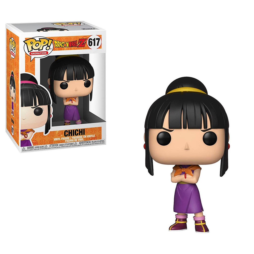 Funko POP Vinyl - Funko DragonBall Z POP Chichi Vinyl Figure