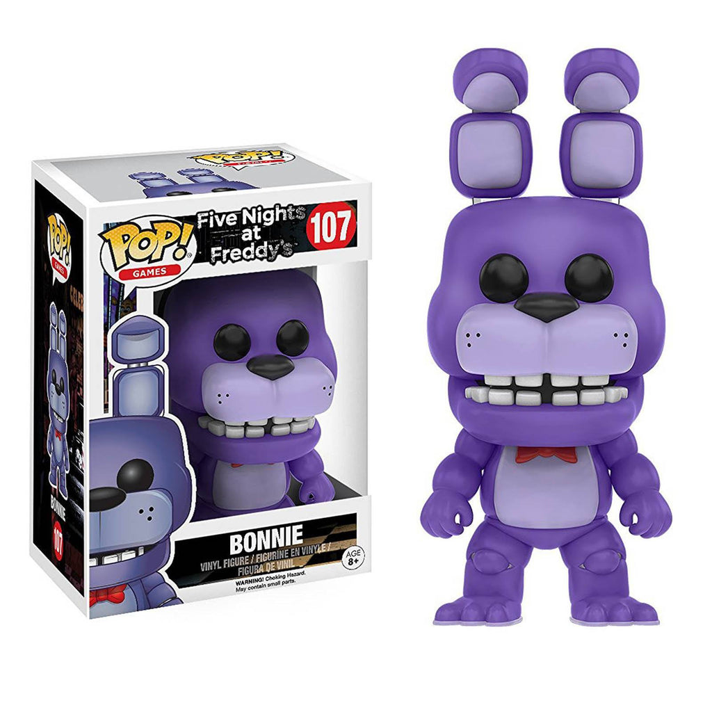 Funko Five Nights At Freddy's POP Bonnie Vinyl Figure