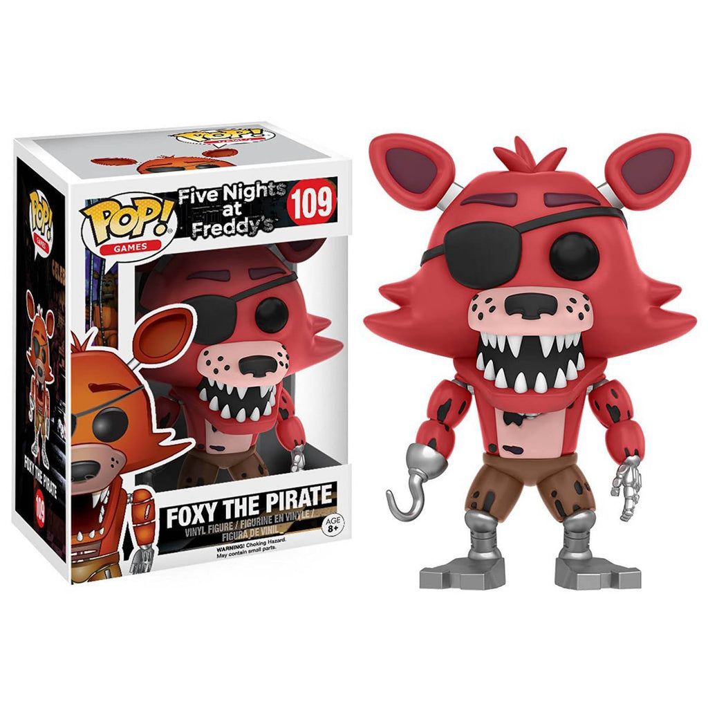 Funko Five Nights At Freddy's POP Foxy The Pirate Vinyl Figure