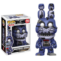 Funko POP Vinyl - Funko Five Nights At Freddy's POP Nightmare Bonnie Vinyl Figure
