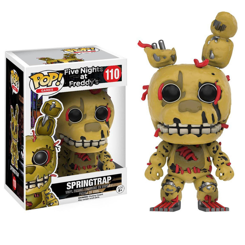 Funko Five Nights At Freddy's POP Springtrap Vinyl Figure