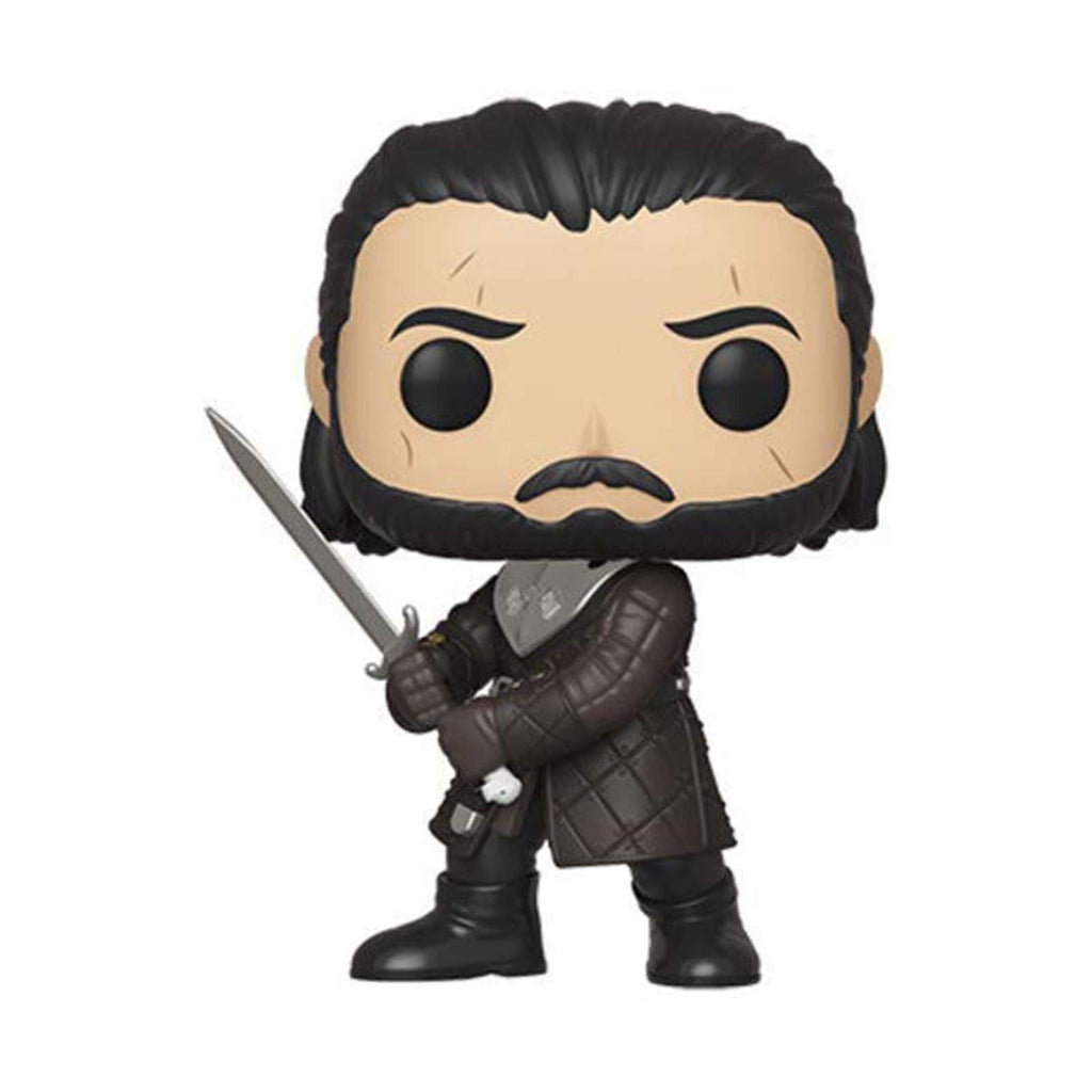 Funko Game Of Thrones POP Jon Snow Season 8 Vinyl Figure