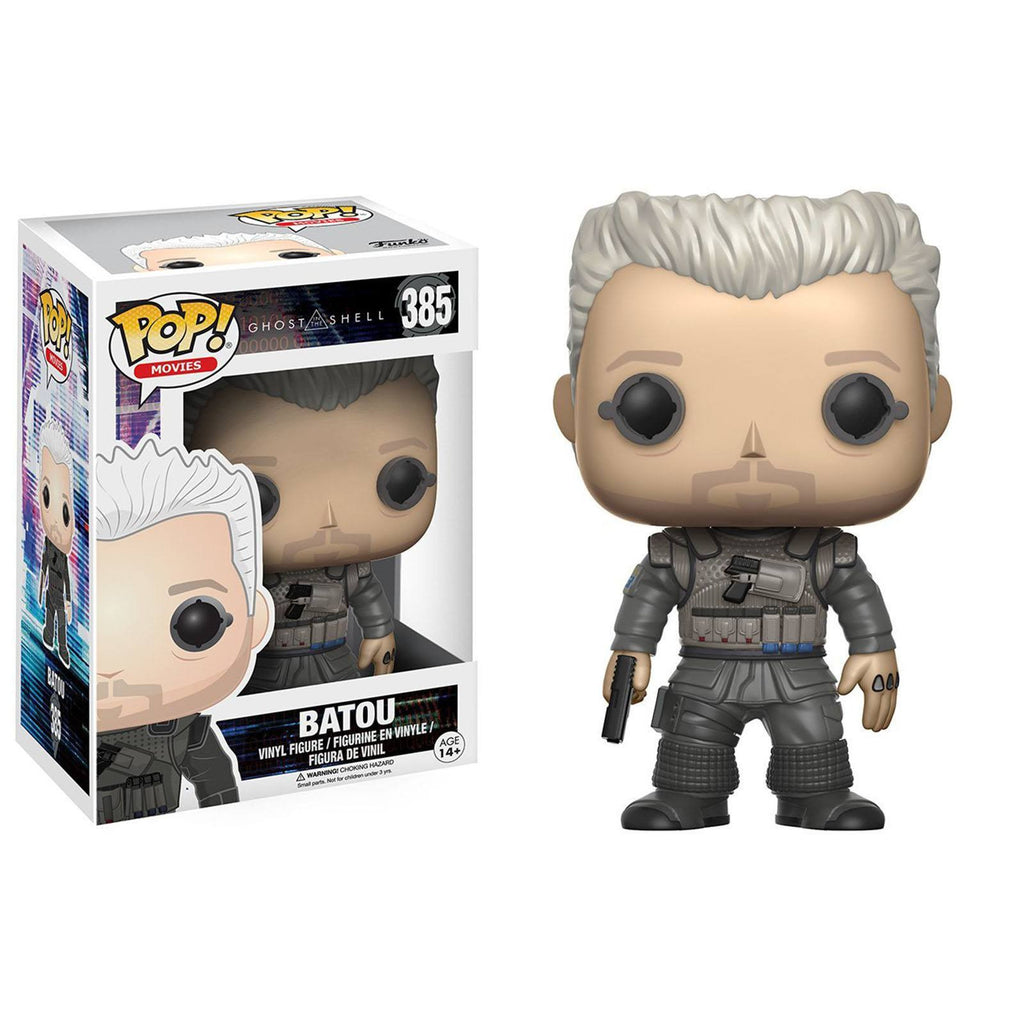 Funko Ghost In The Shell POP Batou Vinyl Figure