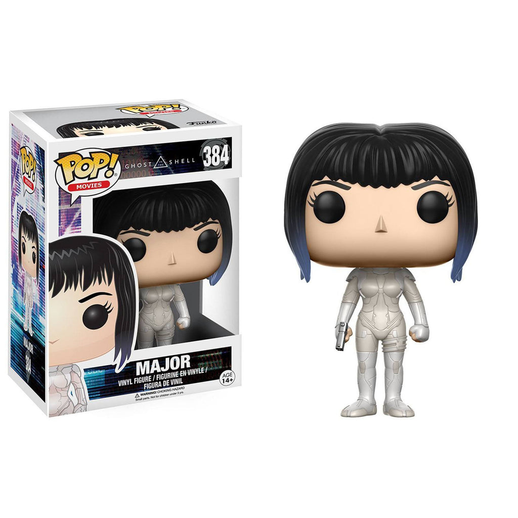 Funko POP Vinyl - Funko Ghost In The Shell POP Major Vinyl Figure