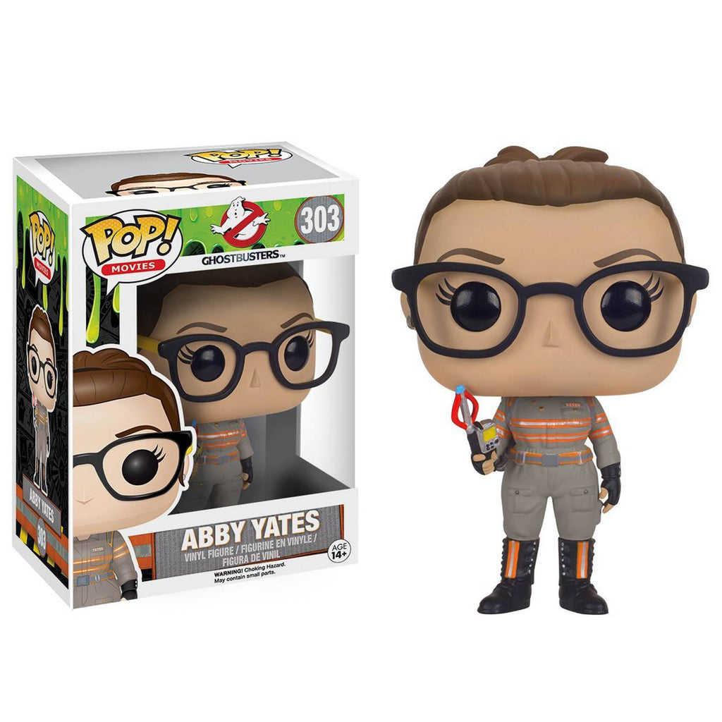 Funko Ghostbusters POP Abby Yates Vinyl Figure