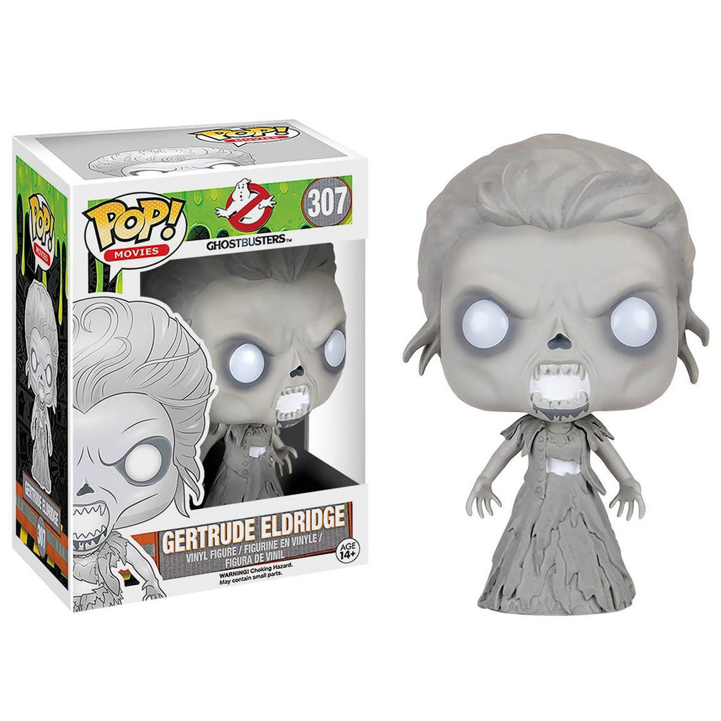 Funko Ghostbusters POP Gertrude Eldridge Vinyl Figure