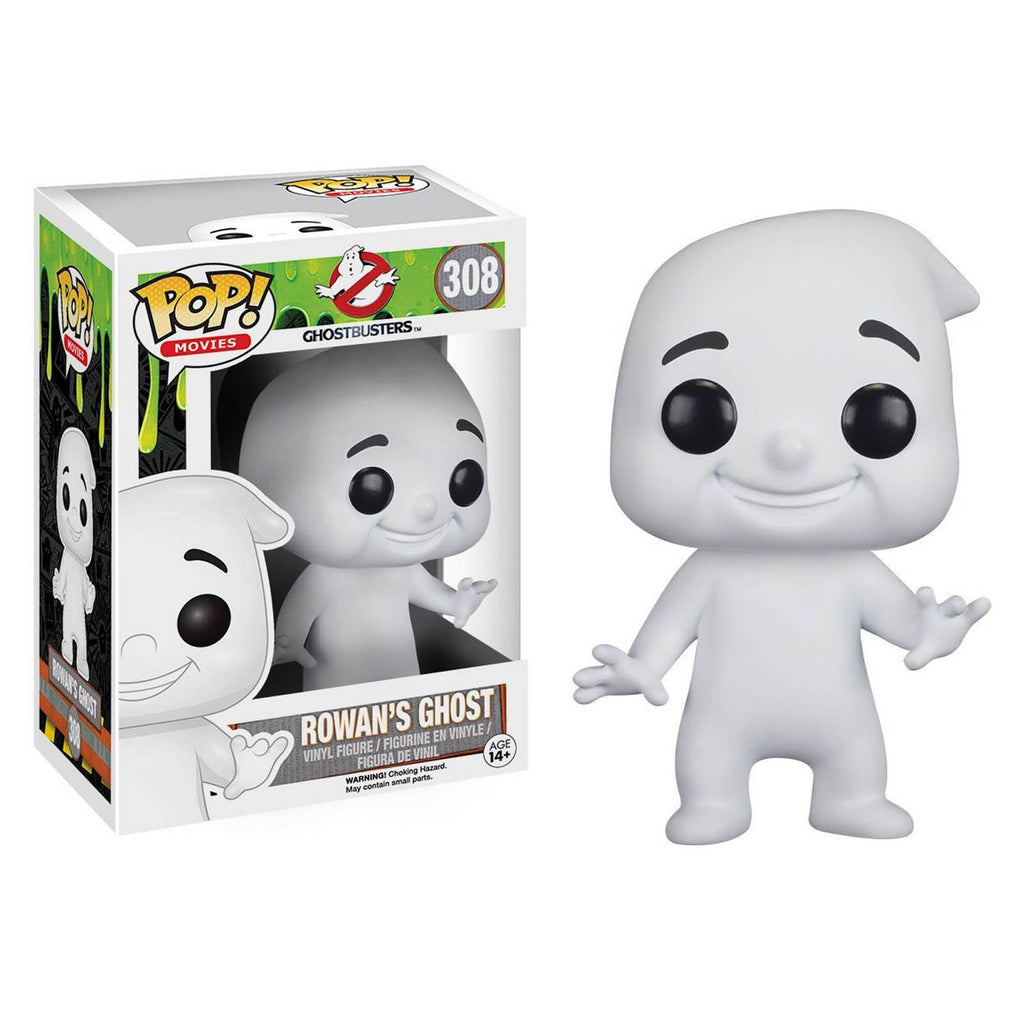 Funko Ghostbusters POP Rowan's Ghost Vinyl Figure