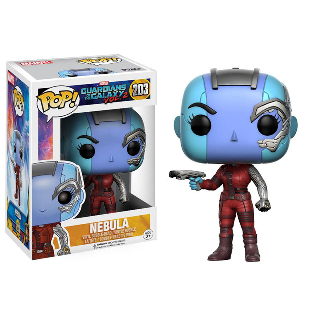 Funko Guardians Of The Galaxy 2 POP Nebula Bobble Head Figure