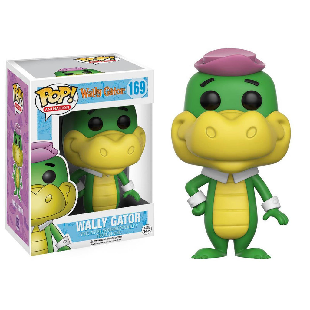 Funko Hanna Barbera POP Wally Gator Vinyl Figure - Radar Toys