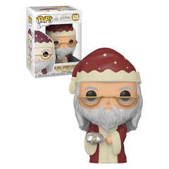 Funko POP Vinyl - Funko Harry Potter POP Holiday Albus Dumbledore Vinyl Figure