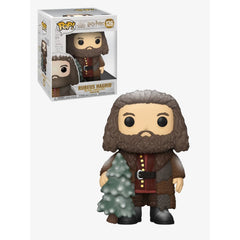Funko POP Vinyl - Funko Harry Potter POP Holiday Rubeus Hagrid 6 Inch Vinyl Figure Set
