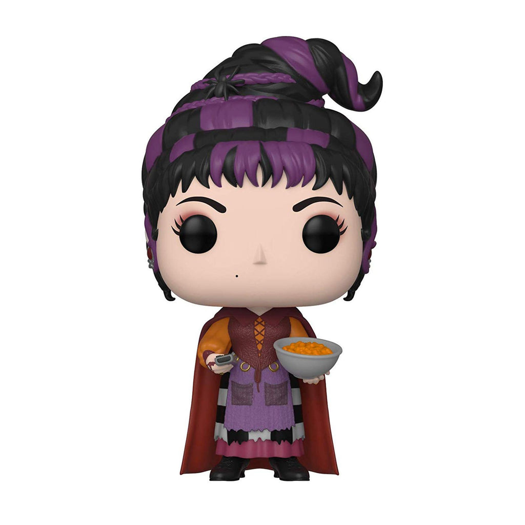 Funko Hocus Pocus POP Mary Sanderson With Cheese Puffs Vinyl Figure