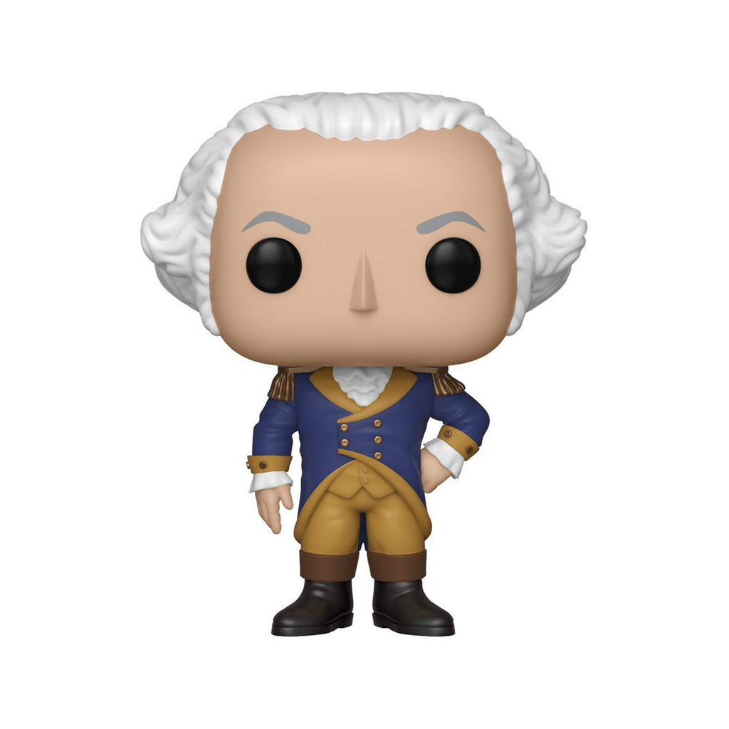 Funko Icons American History POP George Washington Vinyl Figure