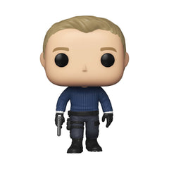 Funko POP Vinyl - Funko James Bond POP No Time To Die James Bond Vinyl Figure