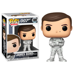 Funko POP Vinyl - Funko James Bond POP Roger Moore Moonraker Vinyl Figure