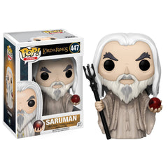Funko POP Vinyl - Funko Lord Of The Rings POP Saruman Vinyl Figure