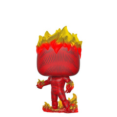 Funko POP Vinyl - Funko Marvel 80 Years POP Original Human Torch Vinyl Figure