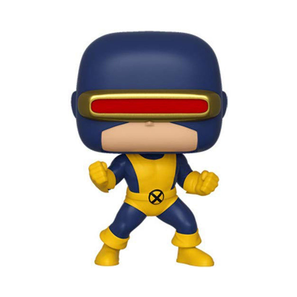 Funko Marvel 80s Years POP Cyclops Vinyl Figure