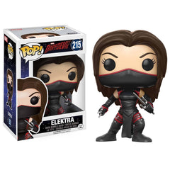 Funko Marvel Daredevil POP Elektra Bobble Head Vinyl Figure - Radar Toys