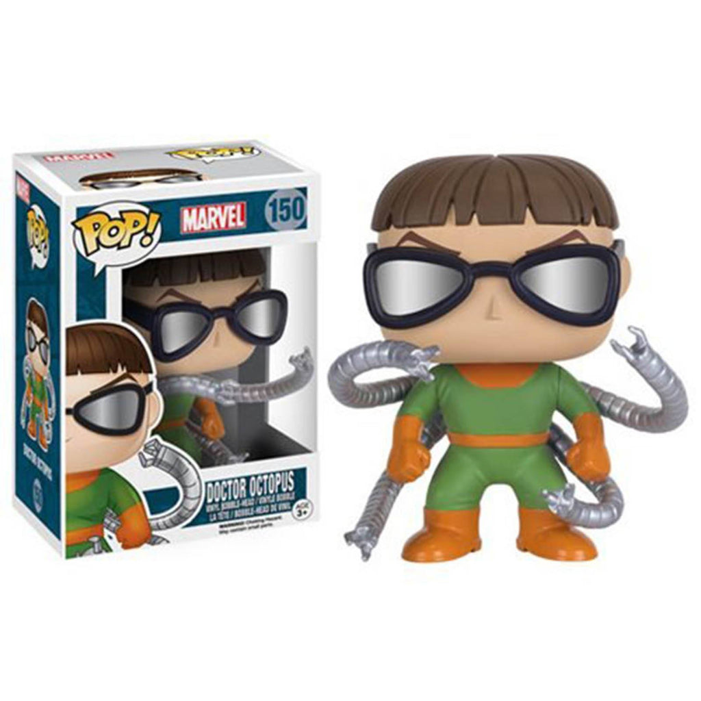 Funko Marvel POP Doctor Octopus Bobble Head Vinyl Figure