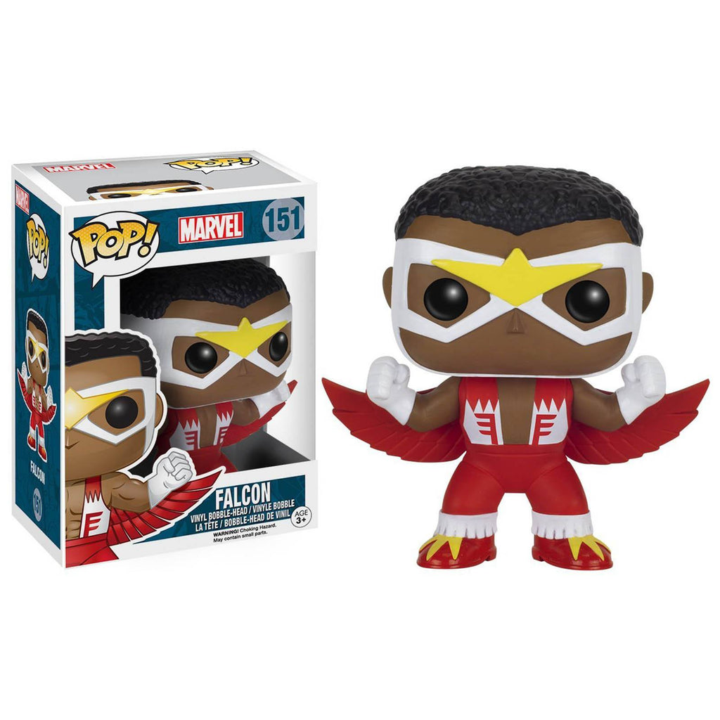 Funko Marvel POP Falcon Bobble Head Vinyl Figure