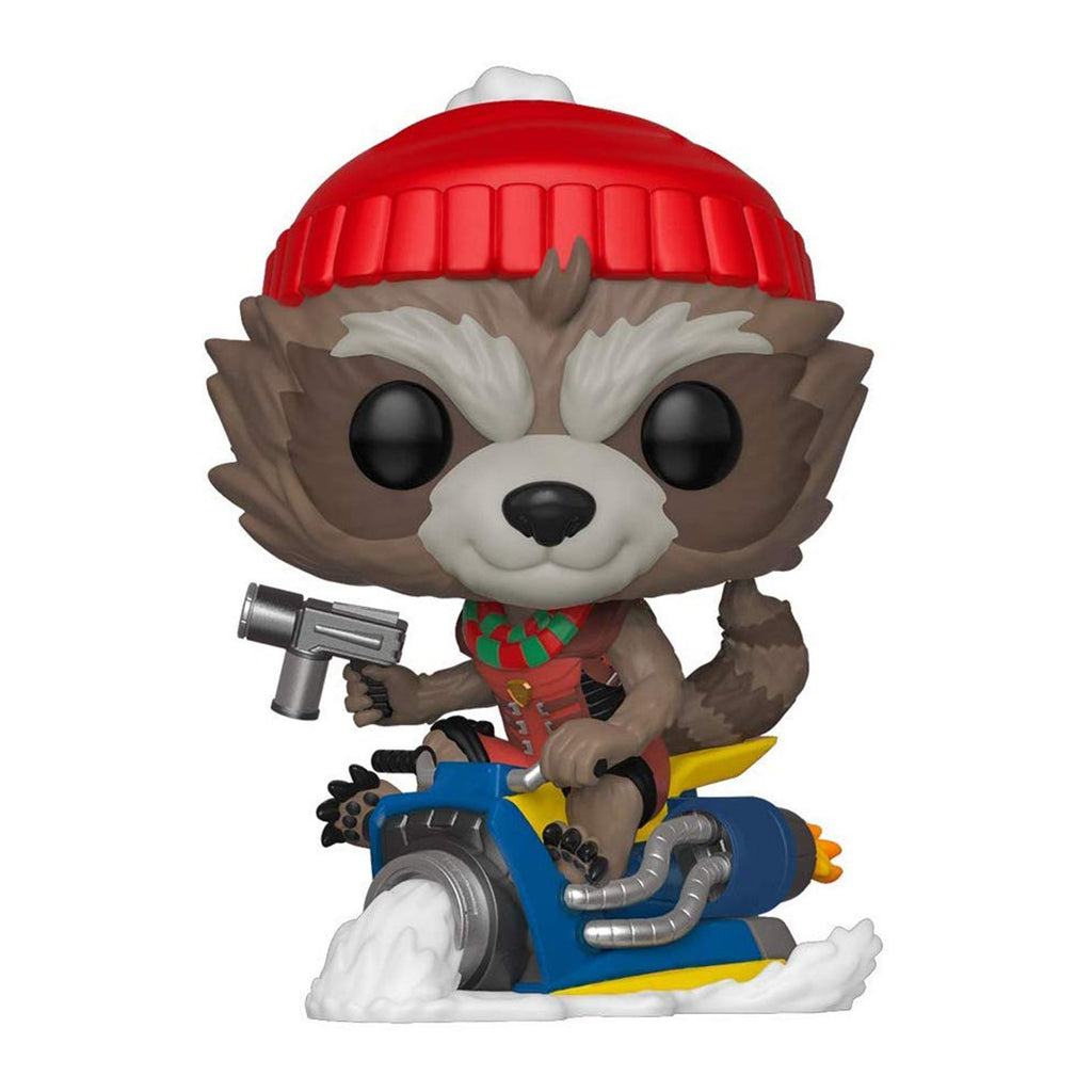 Funko POP Vinyl - Funko Marvel POP Rocket Holiday Vinyl Figure