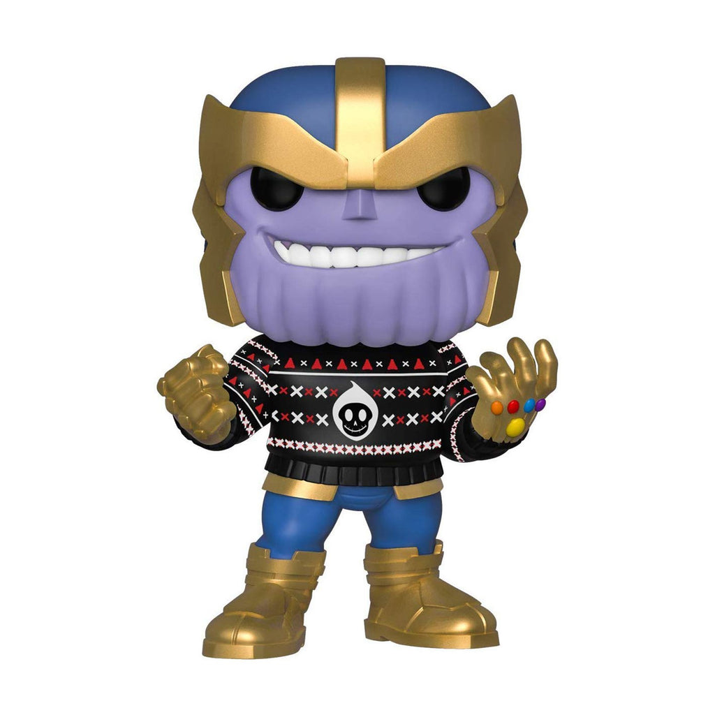 Funko Marvel POP Thanos Holiday Vinyl Figure