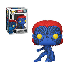 Funko POP Vinyl - Funko Marvel X-Men 20th POP Mystique Vinyl Figure
