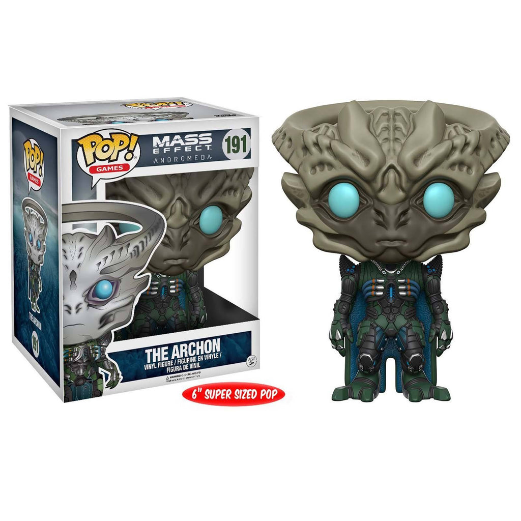 Funko POP Vinyl - Funko Mass Effect Andromeda POP The Archon Vinyl Figure