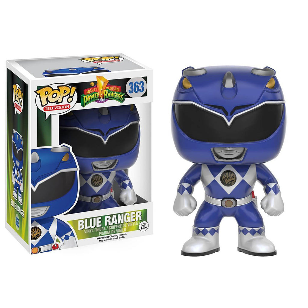Funko Power Rangers POP Blue Ranger Vinyl Figure