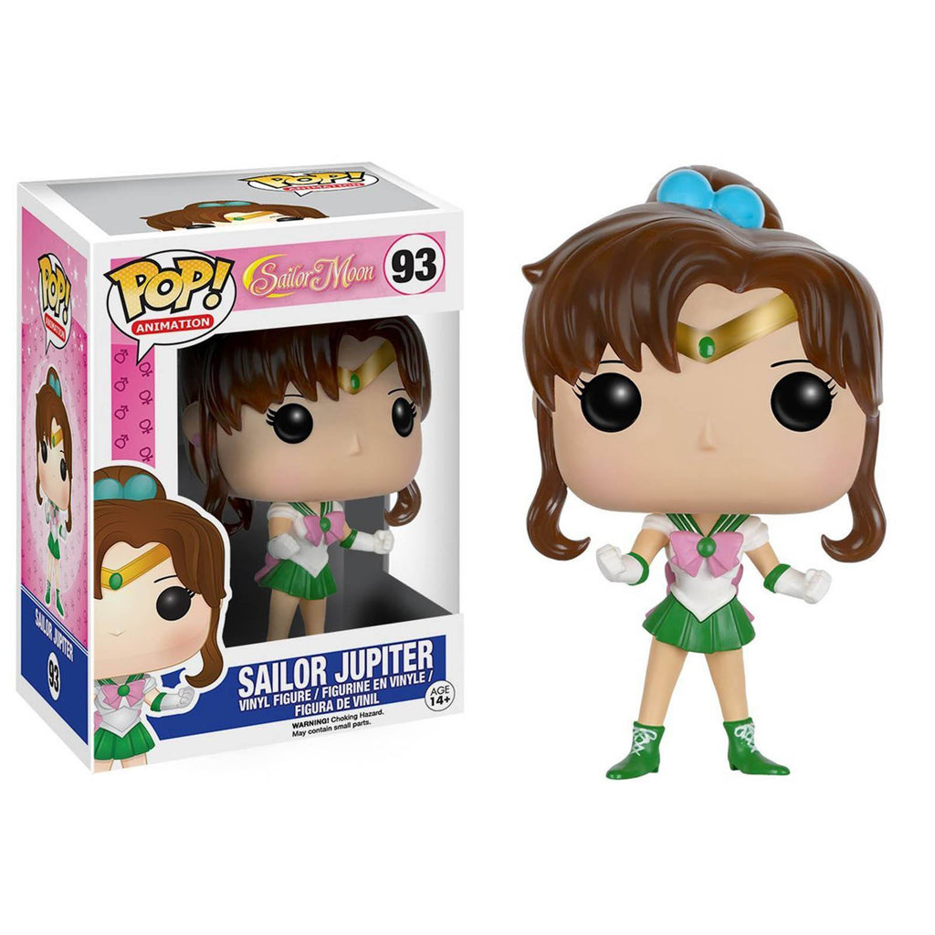 Funko Sailor Moon POP Sailor Jupiter Vinyl Figure