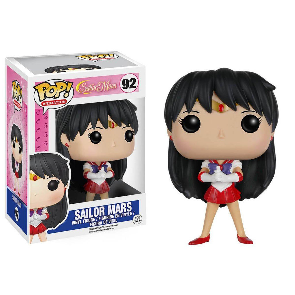 Funko Sailor Moon POP Sailor Mars Vinyl Figure