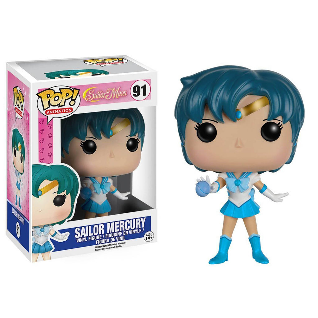 Funko Sailor Moon POP Sailor Mercury Vinyl Figure