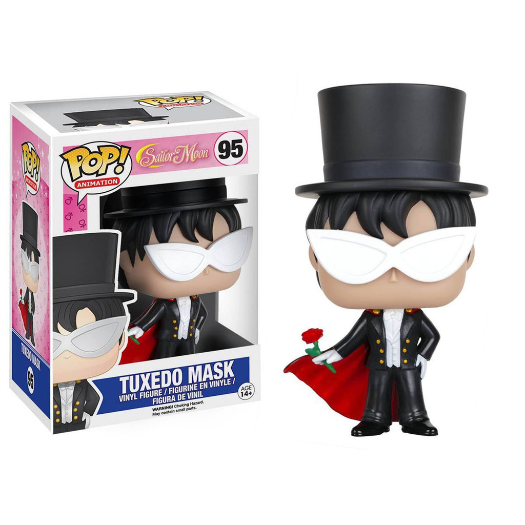 Funko Sailor Moon POP Tuxedo Mask Vinyl Figure