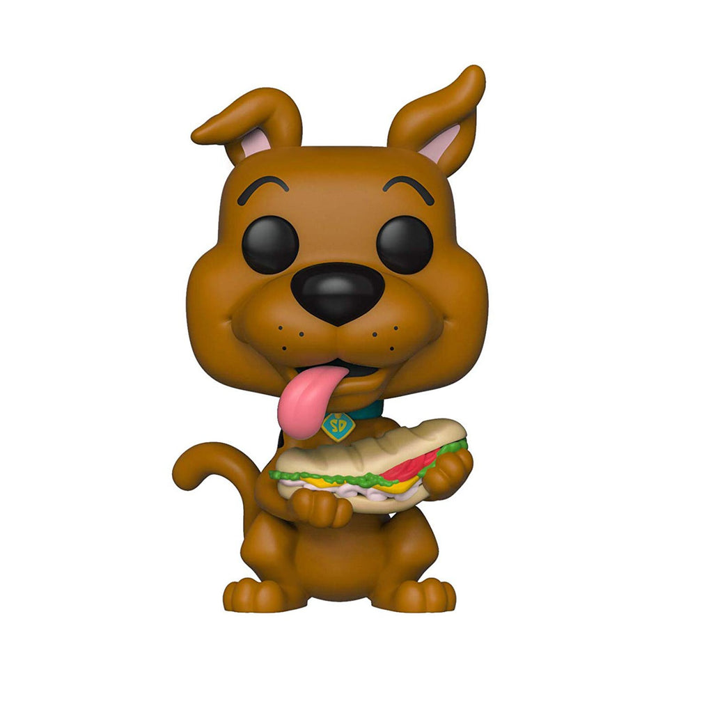 Funko Scooby Doo POP Scooby With Sandwich Vinyl Figure