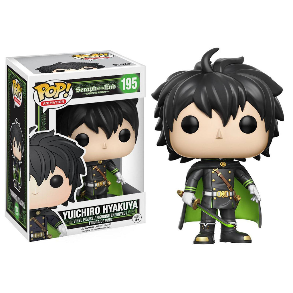 Funko Seraph Of The End POP Yuichiro Vinyl Figure
