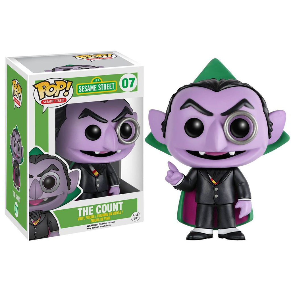 Funko Sesame Street POP The Count Vinyl Figure