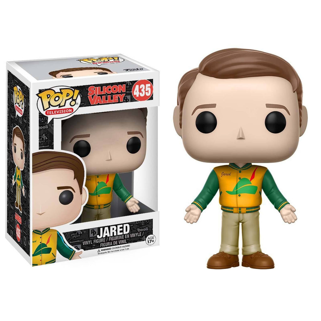 Funko Silicon Valley POP Jared Vinyl Figure - Radar Toys