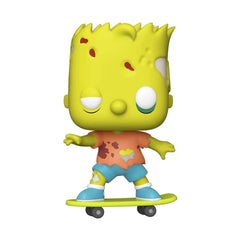 Funko POP Vinyl - Funko Simpsons POP Zombie Bart Vinyl Figure