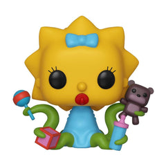 Funko POP Vinyl - Funko Simpsons Treehouse Of Horror POP Alien Maggie Vinyl Figure