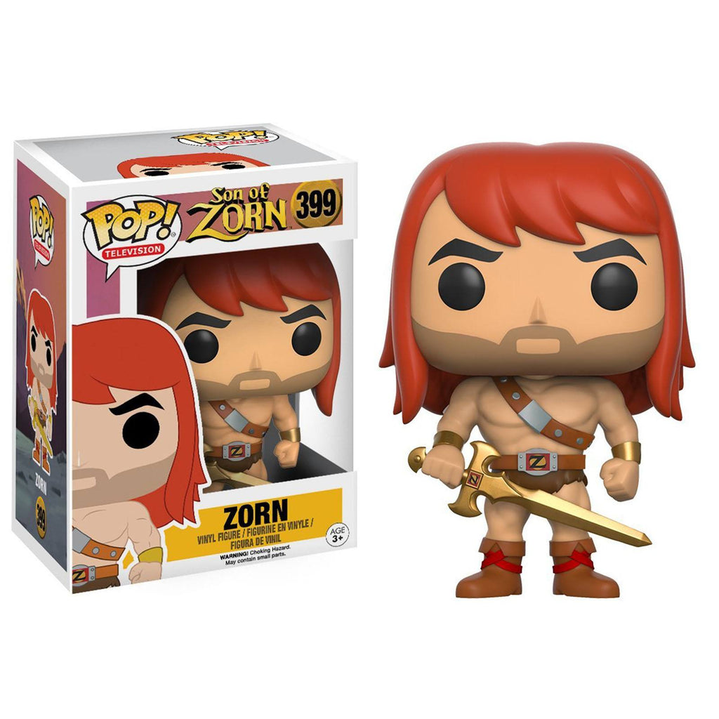Funko Son Of Zorn POP Zorn Vinyl Figure