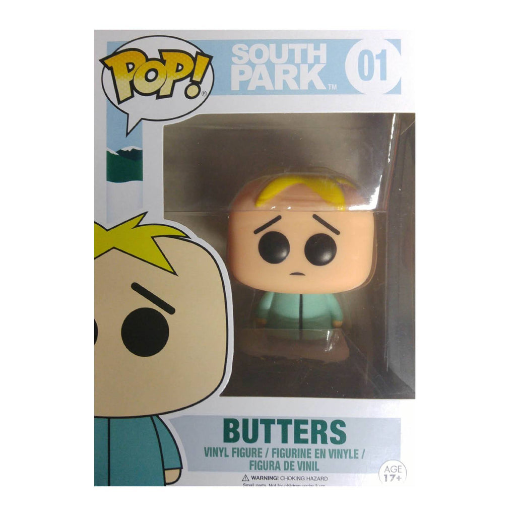 Funko South Park POP Butters Vinyl Figure